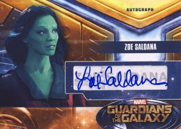 2014 Upper Deck Guardians of the Galaxy Autographs Gallery and Guide 8