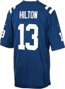 Indianapolis Colts Game Jersey TY Hilton