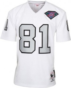 Oakland Raiders Throwback Vintage Jersey