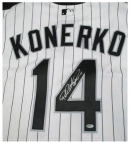 Paul Konerko Cards, Rookie Cards and Autographed Memorabilia Guide 27