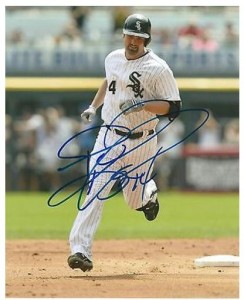 Paul Konerko Signed Photo