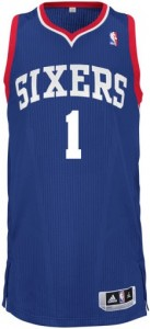 Philadelphia 76ers Authentic Jersey
