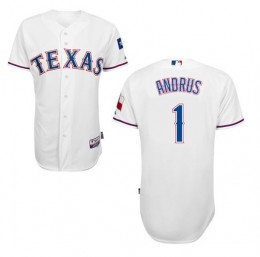 Texas Rangers Authentic Jersey