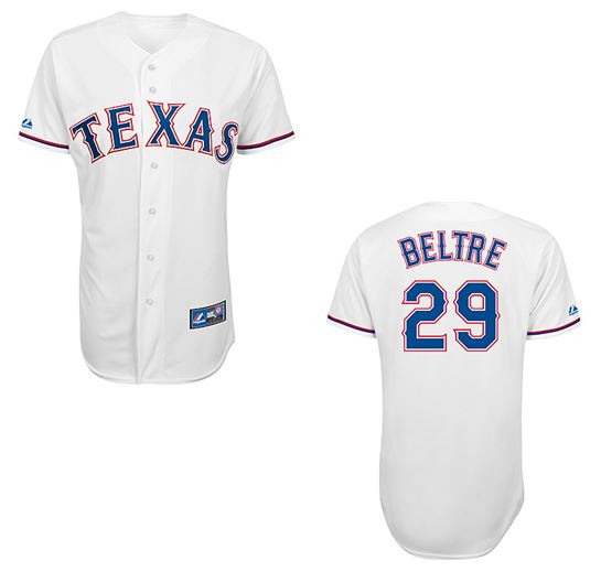 4dd7c0d2a Texas Rangers Majestic Athletic Replica Jersey ( 79 -  99)