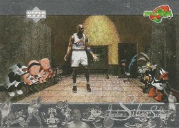 Upper Deck Space Jam Silver Screen