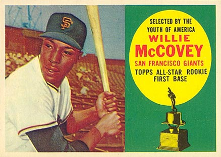 Top 10 Willie McCovey Cards 11