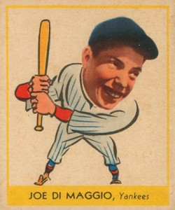 Top 10 Vintage Joe DiMaggio Cards 6