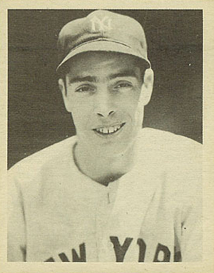Top 10 Vintage Joe DiMaggio Cards 8