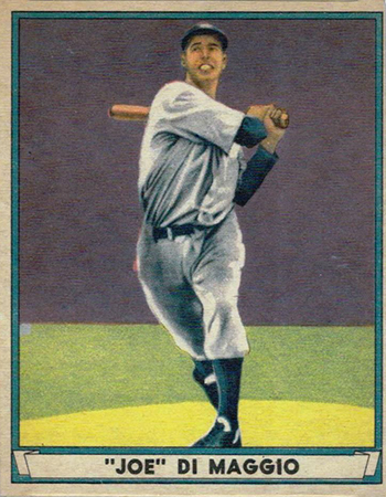 Top 10 Vintage Joe DiMaggio Cards 11