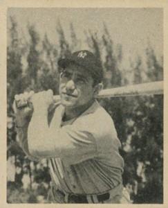 1948 Bowman Baseball Yogi Berra RC