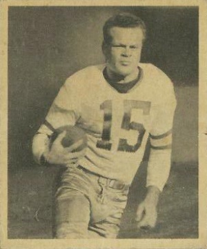 1948 Bowman Football Cards 8