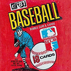 1981 Donruss Baseball Cards