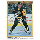 1990-91 O-Pee-Chee Premier Hockey Cards