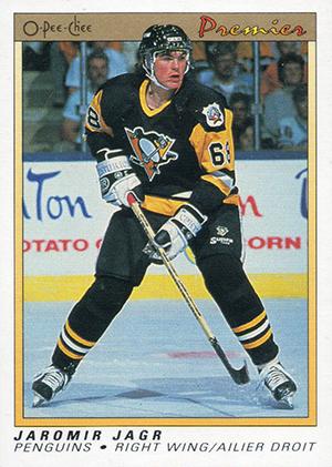 1990-91 O-Pee-Chee Premier Hockey Cards 3