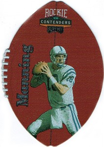 So Many Awesome 1998 Playoff Contenders Peyton Manning Rookie Cards 4