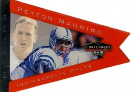 So Many Awesome 1998 Playoff Contenders Peyton Manning Rookie Cards 12