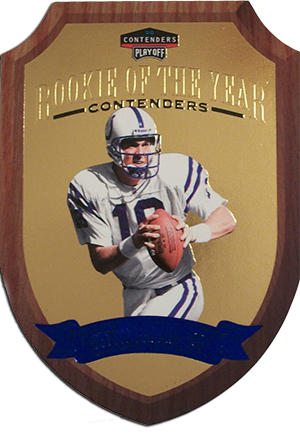 So Many Awesome 1998 Playoff Contenders Peyton Manning Rookie Cards 15