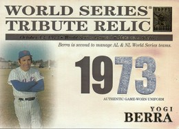 2003 Topps Tribute World Series Edition Baseball Cards 27