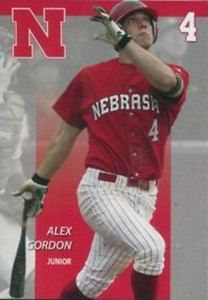 Alex Gordon Rookie and Prospect Card Guide 29