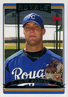Alex Gordon Rookie and Prospect Card Guide