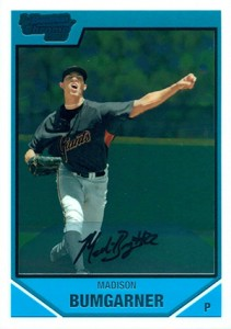 Madison Bumgarner Rookie Cards Guide 14