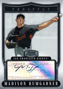 Madison Bumgarner Rookie Cards Guide 13