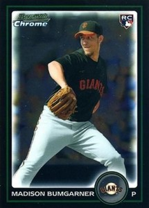 Madison Bumgarner Rookie Cards Guide 7