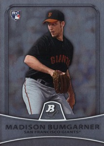 Madison Bumgarner Rookie Cards Guide 2