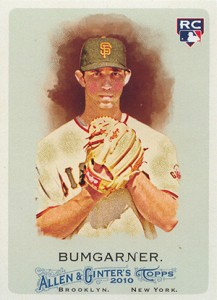 Madison Bumgarner Rookie Cards Guide 9