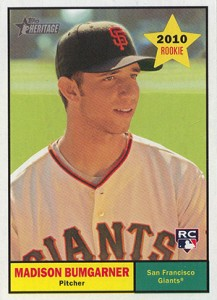 Madison Bumgarner Rookie Cards Guide 10