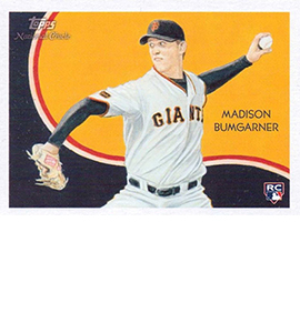 Madison Bumgarner Rookie Cards Guide 5