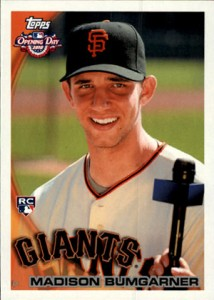Madison Bumgarner Rookie Cards Guide 11
