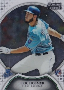 2011 Bowman Sterling Eric Hosmer RC 48 213x300 Image