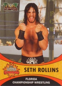 Top Seth Rollins Wrestling Cards 2