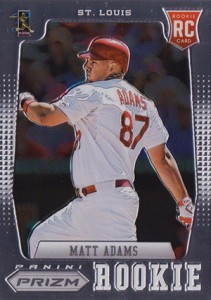 Matt Adams Rookie Cards and Prospects Cards Guide 3