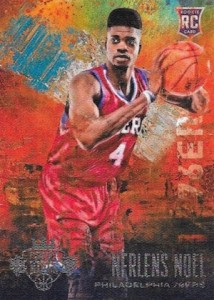 Nerlens Noel Visual Rookie Card Guide and Checklist 3