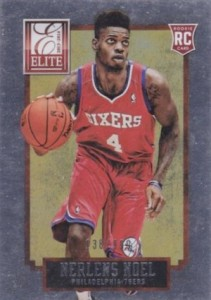 Nerlens Noel Visual Rookie Card Guide and Checklist 2