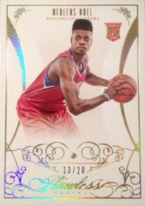 Nerlens Noel Visual Rookie Card Guide and Checklist 4