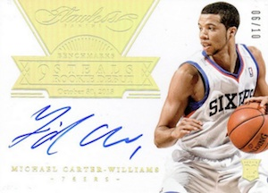 2013-14 Panini Flawless Basketball Cards 25