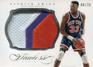2013-14 Panini Flawless Basketball Cards 30