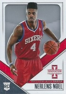 Nerlens Noel Visual Rookie Card Guide and Checklist 7