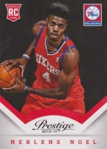 Nerlens Noel Visual Rookie Card Guide and Checklist 12
