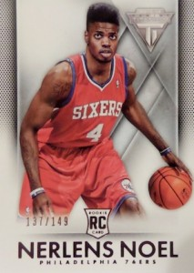 Nerlens Noel Visual Rookie Card Guide and Checklist 17