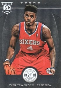 2013-14 Panini Totally Certified #245 Nerlens Noel RC