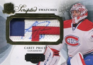 2013-14 Upper Deck The Cup Hockey Cards 49