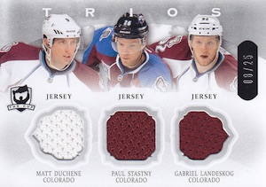 2013-14 Upper Deck The Cup Hockey Cards 35