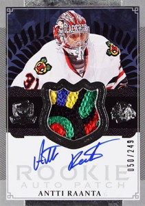 44e81dbb4c6 Behold! All the 2013-14 Upper Deck The Cup Rookie Auto Patch Cards 1