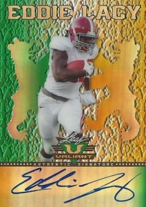 Eddie Lacy Rookie Card Checklist and Visual Guide 70