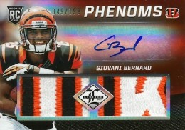 Giovani Bernard Rookie Card Checklist and Guide 25