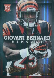 Giovani Bernard Rookie Card Checklist and Guide 18